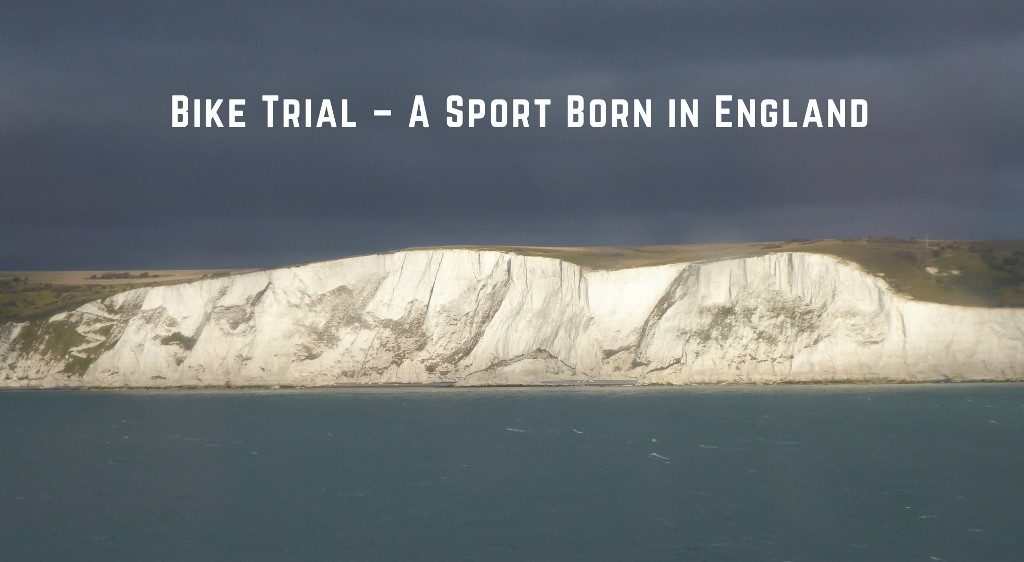 Bike Trial - A Sport Born in England